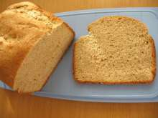 Jemný celozrnný chlieb