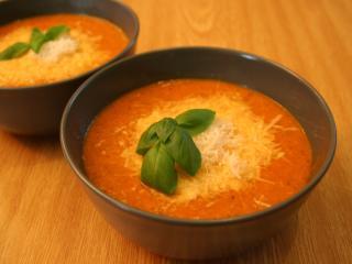 Fantozziho paradajková polievka