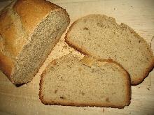 Chlieb s arašidovým maslom