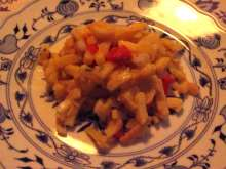 Zemiakový šalát bez majonézy
