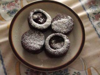 Pudingové koláčiky