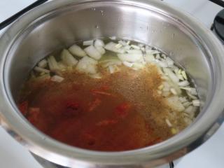 Varenie zemiakovo - cibuľového základu