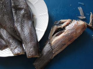 Príprava ryby