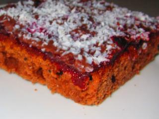 Perníkový koláč