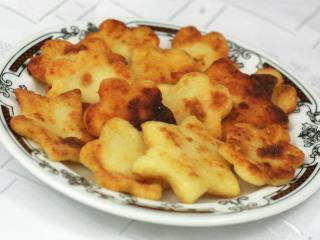 Kroketky zo zemiakovej kaše