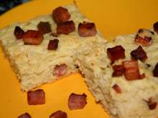 Trešeník so slaninou