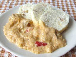 Pikantný segedínsky guláš