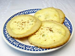 Bryndzové koláčiky