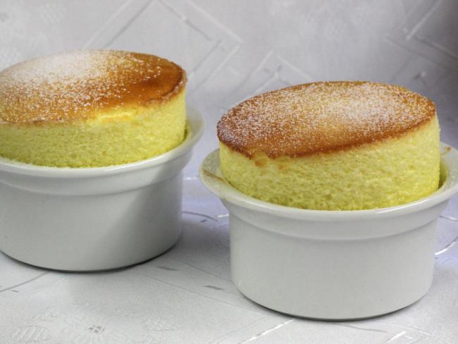 Vanilkové Soufflé