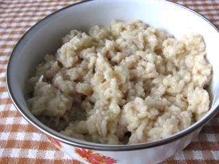 Špaldovo-zemiakové halušky s krupicou