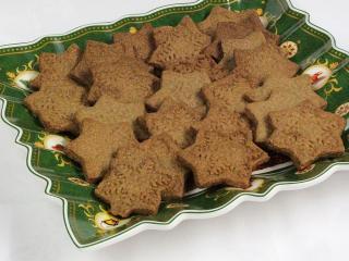 Švédske sušienky - Pepparkakor
