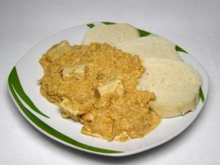Tofu s kyslou kapustou