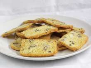 Chrumkavý bielkový chlebík