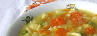 Zeleninové polievky