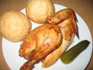 Chrumkavé kurča