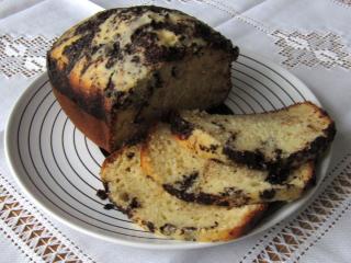 Hrnčekový koláč z domácej pekárničky