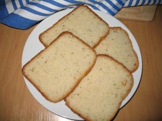 Cesnakový chlieb