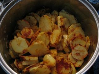 Dusíme zemiaky