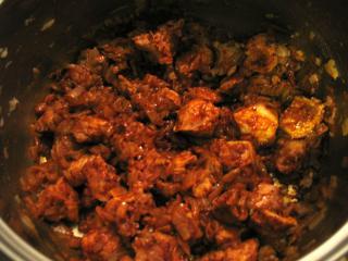 Príprava mäsového základu