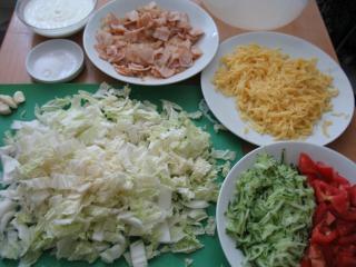 Príprava ingrediencií
