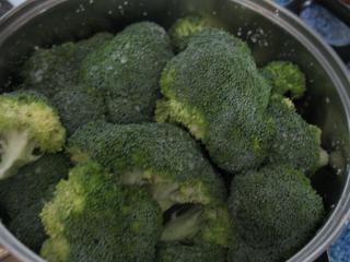 Príprava brokolice