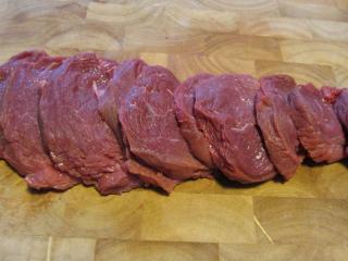 Príprava mäsa