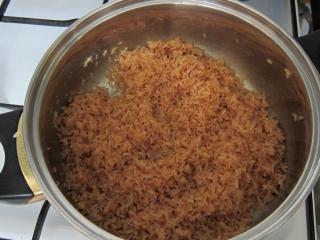 Šafranová ryža