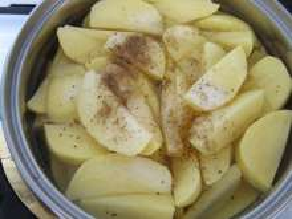 Varenie zemiakov