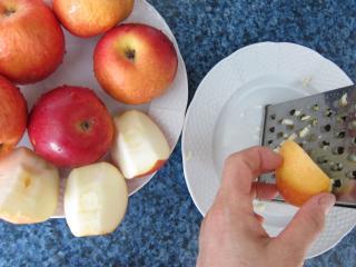 Jablková kaša