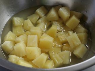 Rozmixujeme ananás