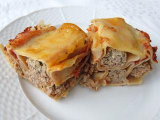 Cannelloni s mäsovou plnkou