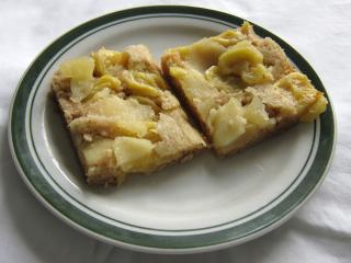 Cuketovo - jablkový koláč