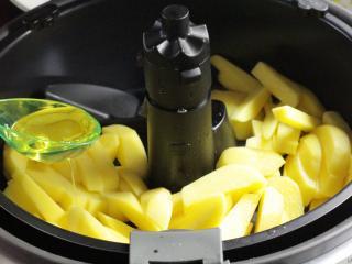 Pečenie zemiakov