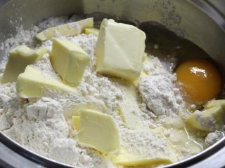 Maslové cesto