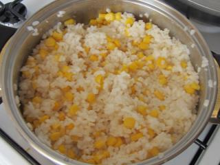 Kukuricová ryža