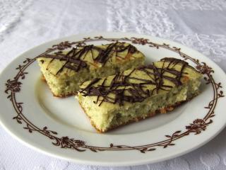 Kokosový koláčik so stéviou