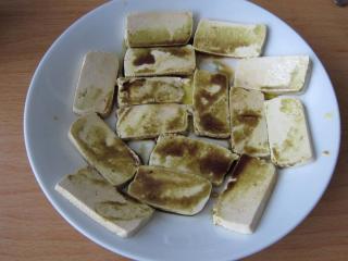 Príprava tofu