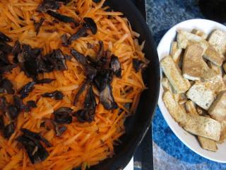 Príprava zeleniny