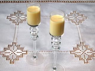 Kokosovo vaječný likér