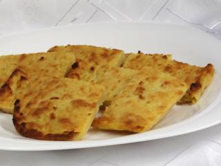 Írsky zemiakový chlieb