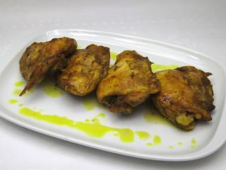Kuracie mäso na kurkume