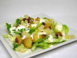Cisársky šalát s pečenými zemiakmi