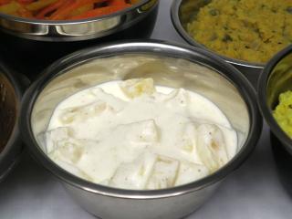 Ananásová omáčka s jogurtom