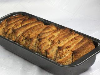 Škoricový plátkový chlebík