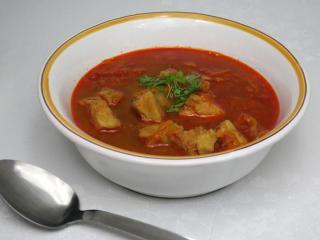 Rybacia zeleninová polievka