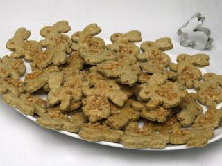 Celozrnné veľkonočné sušienky