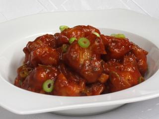 Karfiol v mandžuskej omáčke
