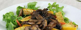 Zeleninové šaláty