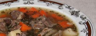 Mäsové polievky
