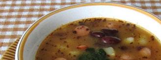 Strukovinové polievky